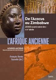 L'Afrique ancienne   Belin Editeur