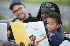 Lisez des livres à vos enfants avec des héros noirs ou métis / Kitoko Doll