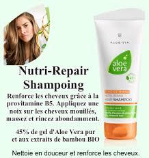 Soin naturel à l'aloe vera pour vos cheveux en promotion