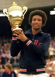 Arthur Ashe   American tennis player   Britannica